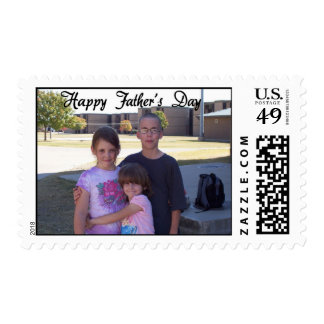 Happy Father's Day Stamps
