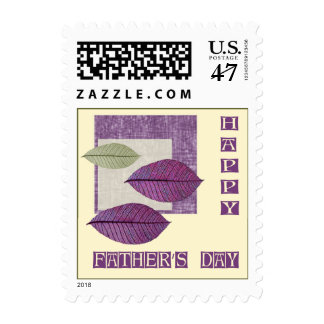 Happy Father's Day Postage Stamps