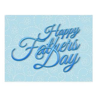 Happy Fathers Day Postal