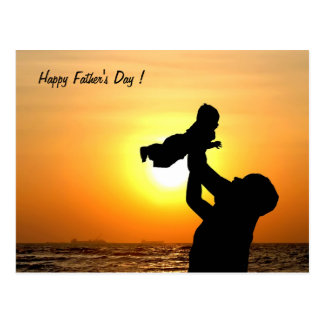 Happy Father's Day ! - Postcard