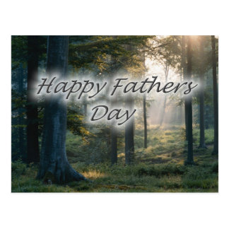 Happy Fathers Day Postcards