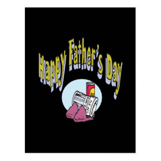Happy Fathers Day Post Cards
