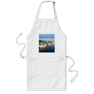 Happy Father's Day, reflections on the river Long Apron