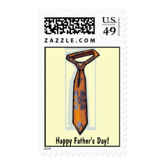 Happy Father's Day!-Stamp