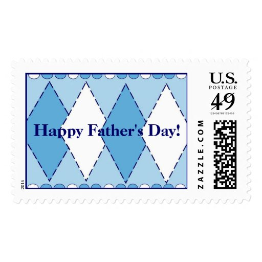 Happy Father's Day! Stamps