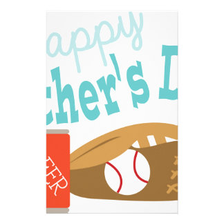 Happy Fathers Day Stationery