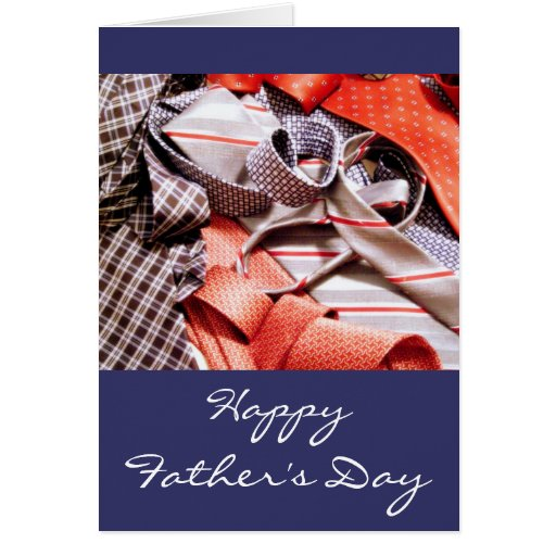 Happy Father's Day Stationery Note Card