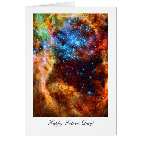Happy Father's Day! - Stellar Nursery Card