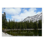 Happy Father's Day Tenaya Lake Card