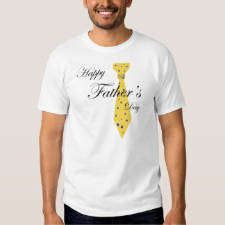 Happy Father's Day Tie T-Shirt