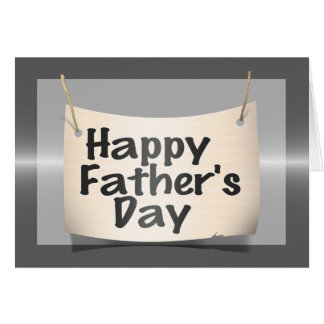 Happy Fathers Day to Someone Special Card