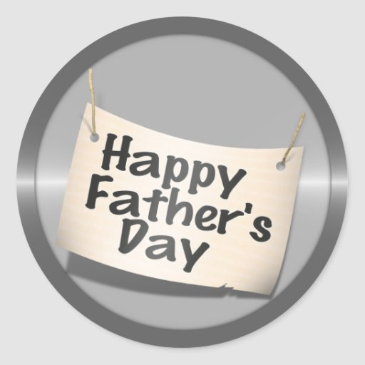 Happy Father's Day to Someone Special Sticker