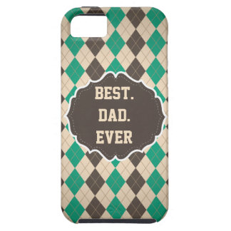 Happy Father's Day to the Best Dad Ever iPhone SE/5/5s Case