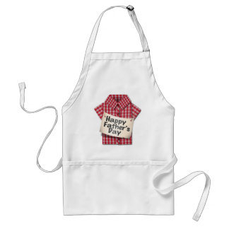 Happy Fathers Day to The Chef Adult Apron