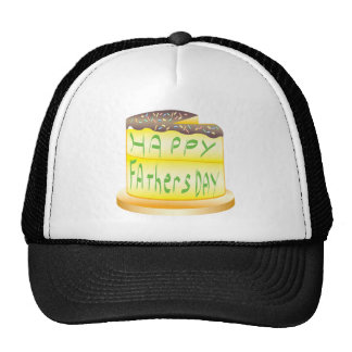 Happy Fathers Day Trucker Hat