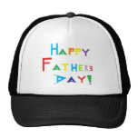 Happy Father's Day Trucker Hats