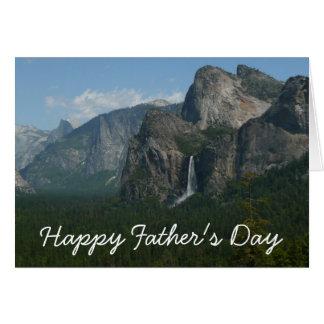 Happy Father's Day Yosemite Card