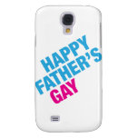 Happy Father's Gay Galaxy S4 Cases