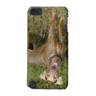 Happy Fawn Rescue Doberman iPod Touch (5th Generation) Covers