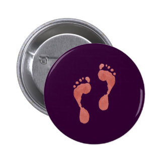 Happy Feet Buttons