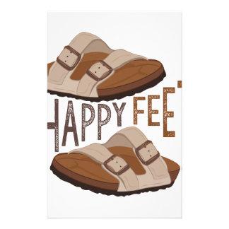 Happy Feet Stationery