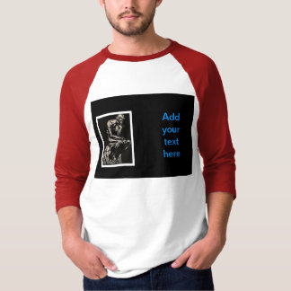 Happy Festivus humor funny The Thinker Shirt