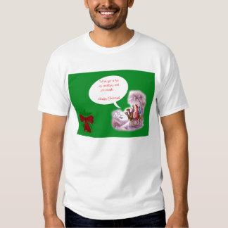 Happy Festivus with 3 wise men T Shirt