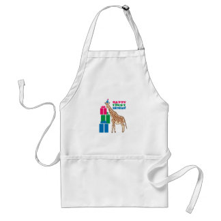 Happy First Birthday! Aprons