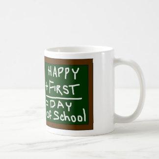 Happy First Day of School Mug