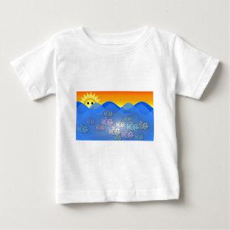 Happy Fish Baby T-Shirt