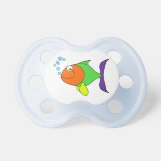 Happy Fish Pacifier