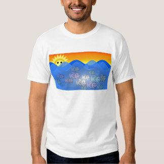 Happy Fish T-shirts