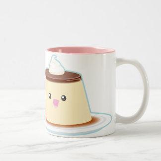 Happy Flan Two-Tone Coffee Mug