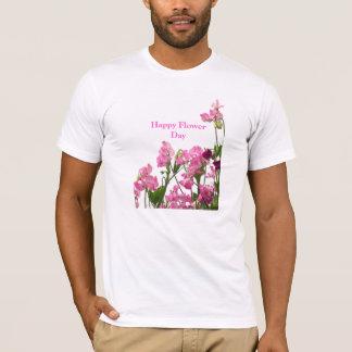 Happy Flower Day T-Shirt