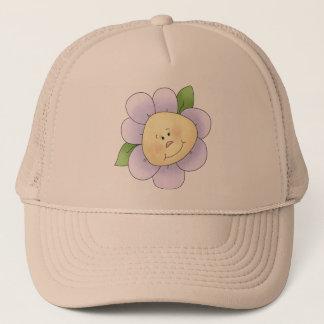 Happy Flower Trucker Hat