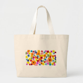 """HAPPY FLOWERS"" Collection Bag"