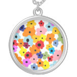 """HAPPY FLOWERS"" Collection Pendants"