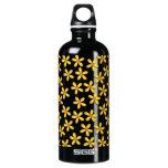 Happy Flowers Purple SIGG Traveler 0.6L Water Bottle