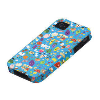 Happy Food iPhone 4/4S Covers