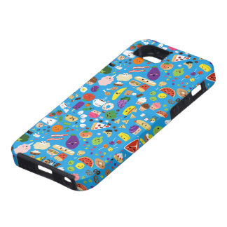Happy Food iPhone SE/5/5s Case