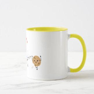 Happy Food Mug