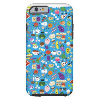 Happy Food Tough iPhone 6 Case
