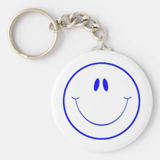 HAPPY FOREVER2 SMILEY FACE CARTOON EXPRESSIONS KEY CHAINS