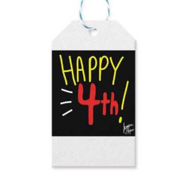 jasmineflynn Happy Fourth 1 Gift Tags