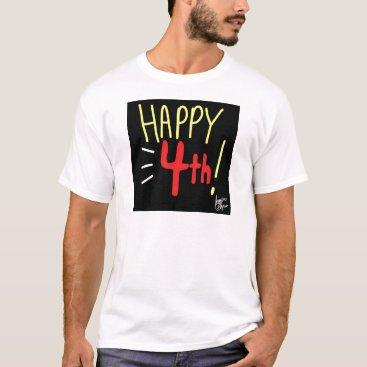 jasmineflynn Happy Fourth 1 T-Shirt