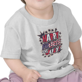 Happy Fourth of July Infant T-Shirt