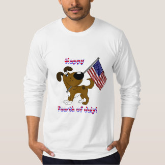 Happy Fourth of July! Tee Shirt