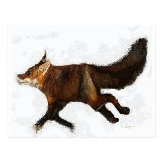 Happy Fox Products Postcard
