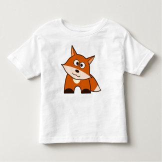Happy Fox Toddler T-shirt 2T