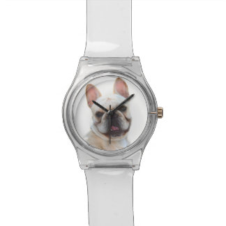 Happy French Bulldog dog Watches